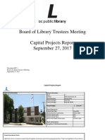 Document #9C.1 - Capital Projects Report - September 27, 2017.pdf