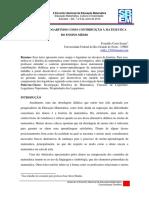 A História Dos Logaritmos Como Contribuição à Matemática Do Enino Médio - SOARES, E.