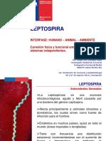 Jorge Gonzalez Leptospirosis Ambiental