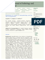 Substitutes for Xylene in Histopathology