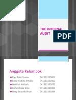 The Internal Audit