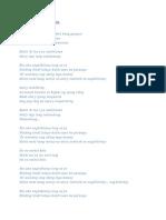 Iktus - Naghihintay Lyrics