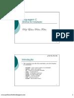 Linguagem C - (10) Diretivas de Compilação