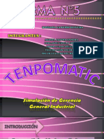 Modelo Diapos tenpomatic