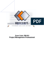 PMI-001-Q&A-Hotcerts