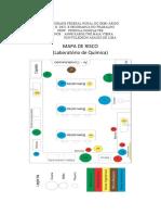 Mapa de Risco - UFERSA