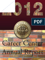 2012 Career Center Annual Report