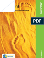 Footprint - Der ökologische Fußabdruck Deutschlands
