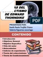 Contructivista Edward Thorndike