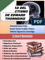 Contructivista Edward Thorndike