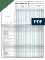 Ficha de Procedimentos
