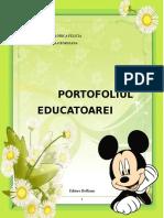 PORTOFOLIUL EDUCATOAREI (1)