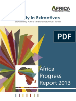 Equity in Extractives