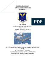 b 52 Crash Andersen Air Force Base Report
