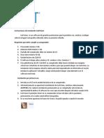 Instrucciones de Instalación IcatVision