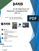 Capacitação NR-12 Padaria - Impressão