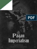 Julius Evola - Pagan Imperialism