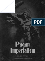 Julius Evola - Pagan Imperialism