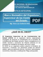 Normas del OSCE