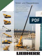 Liebherr Mobile and Crawler Cranes Defisr201705