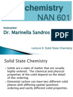 Lecture 9_Solid State Chemistry