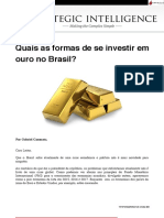 Ouro Strategic
