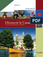 Guide Histoire du Canada