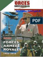 Revue des Forces Armée Royales Mr.Jad far maroc