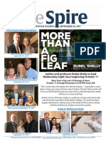The Spire Newsletter, September 26, 2017