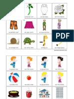 Jeu de Memory Adjectifs Féminins Masculins Avec Noms Jeu Langage Maternelle