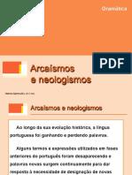arcaismosneologismos-9ano