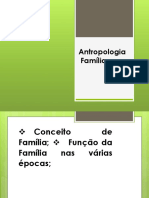 Antropologia Familia