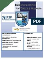 Bolsa de Valores de Argentina