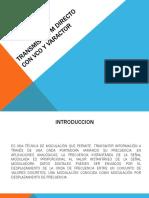 Transmisor Fm Directo Con Vco y Varactor