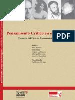 Pensamiento Critico en El Paraguay - Quintin Riquelme - Base - Ano 2014 - Portalguarani