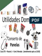 Utilidades Doméstica.pptx