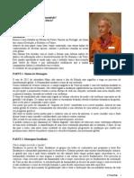 ALÉM DE 2012 - Dieter Duhm