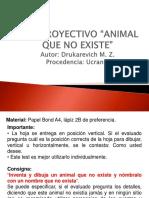 4. Test Del Animal Que No Existe
