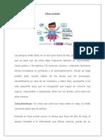 Documento cibercuidado- ciberdelito
