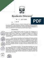 Lineamientos Trabaja Peru 24 ABRIL 2017