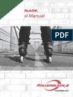 Rollerblade Technical Manual