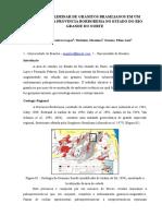 Estudo Preliminar Granitos Brasilianos Província Borborema