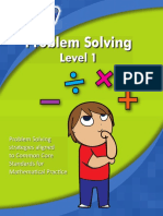 problem solving level 1