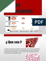 Índices-eritrocitarios
