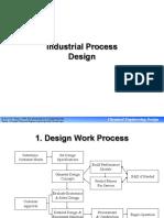 Diseño industrial de procesos