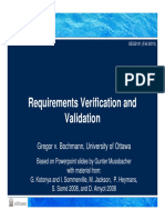 SEG3101-Ch4-1 - Verification and Valildation