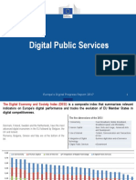Europes Digital Progress Report Digital Public Services Chapter