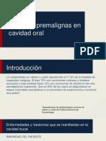 Patología de cavidad oral