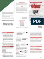 PowerPulse PP12L Manual