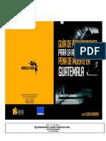 Guia de Prohibiciones Para La Aplicación de La Pena de Muerte (1)